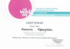 Dietetyk kliniczny Wrocław